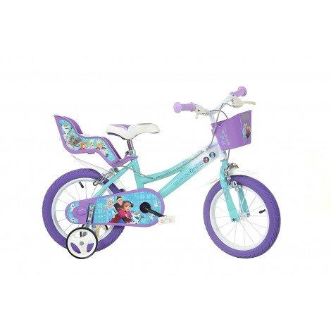 Детско колело Frozen - 14''